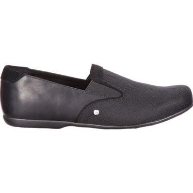 4Eursole Waltz Women's Black Flat Sport Loafer, , large