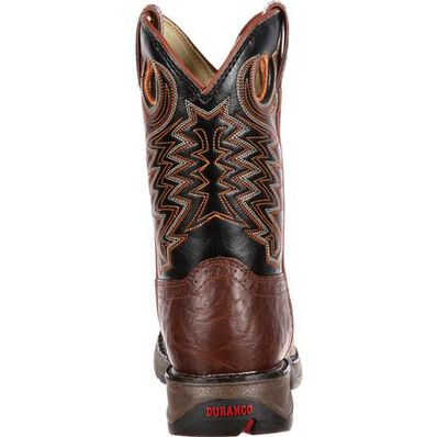 LIL' DURANGO® Little Kid Saddle Western Boot, , large