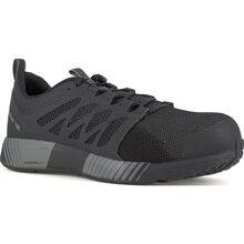 Reebok Fusion Flexweave Work Women's Composite Toe Electrical Hazard Athletic Shoe