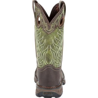 Lil' Durango® Maverick XP™ Little Kids Western Work Boot, , large