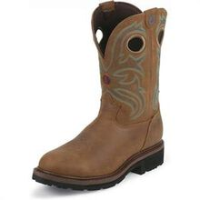 Tony Lama 3R Steel Toe Waterproof Western Boot