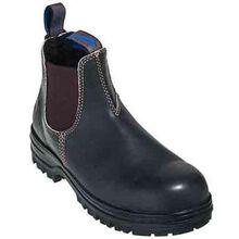 Blundstone XFoot Steel Toe Elastic Side Slip-On Work Shoe