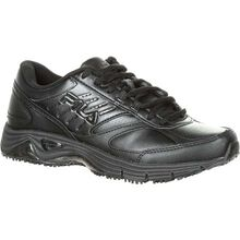 Fila Memory Flux Women's Slip-Resistant Work Athletic Shoe