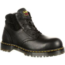 Dr. Martens Icon Unisex Steel Toe Lace-Up Work Boot