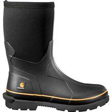 Carhartt Mudrunner Men's 10-inch Electrical Hazard Waterproof Rubber Work Boot
