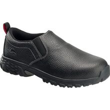 Avenger Flight Men's Aluminum Toe Static-Dissipative Slip-On Work Shoe