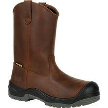 Rocky Worksmart Composite Toe Internal Met Guard Waterproof Work Boot