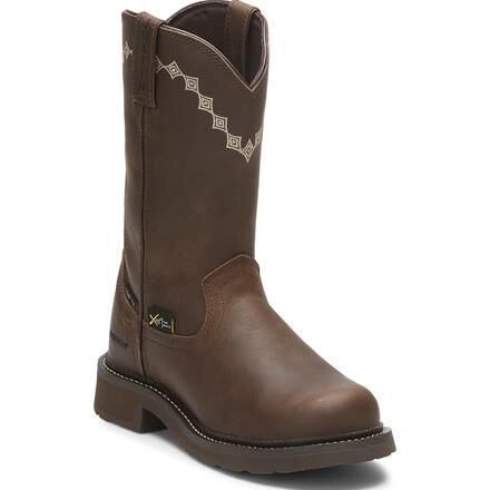 Metatarsal Guard Work Boots for Women
