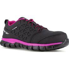 Reebok Sublite Cushion Work Women's Composite Toe Electrical Hazard Athletic Work Shoe