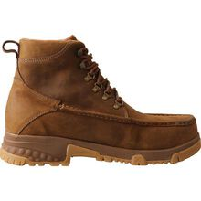 Twisted X CellStretch Men's 6-Inch Moc Composite Toe Electrical Hazard Work Boot