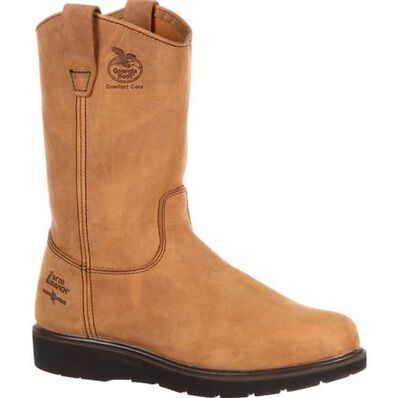 Georgia Boot Farm and Ranch Wellington Work Boot, , large