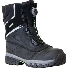 RefrigiWear Extreme Pac Men's 9 inch Composite Toe 600G Insulated Waterproof Slip-Resistant Work Boot