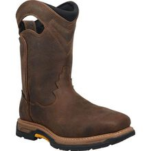 Dan Post Thunderhead Men's 11-inch Composite Toe Electrical Hazard Waterproof Western Work Boot