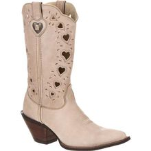 Crush™ by Durango® Women's Taupe Heartfelt Boot