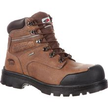 Avenger Steel Toe Puncture-Resistant Waterproof Work Boot