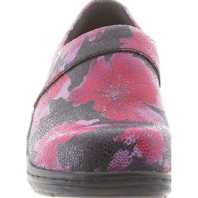 Klogs Mission Women's Slip Resistant Work Clogs, , large