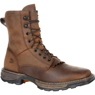 Durango® Maverick XP™ Square Toe Waterproof Lacer Work Boot, , large
