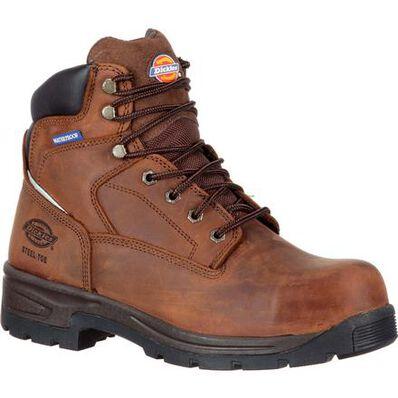 Dickies Stryker Steel Toe Waterproof Boot, , large