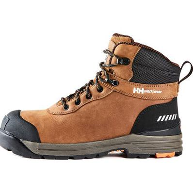 Helly Hansen Lehigh Men's 6 Inch Composite Toe Electrical Hazrd Waterproof Work Boot, , large