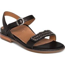 Aetrex Rylie Women's Casual Embellished Quarter Strap Sandal