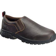 Avenger Flight Men's Aluminum Toe Static-Dissipative Slip-On Work ShoeWork Boot