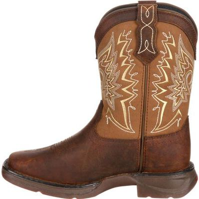 LIL' DURANGO® Little Kid Let Love Fly Western Boot, , large