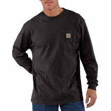 Carhartt Long-Sleeve Workwear Pocket T-Shirt