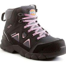 Dickies Avis Women's 6 inch Steel Toe Electrical Hazard Waterproof Work Hiker