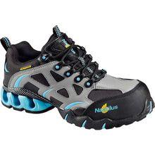 Nautilus Women's Composite Toe Waterproof Athletic Work Shoe