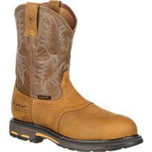 Ariat WorkHog Pull-On H2O Composite Toe Waterproof Work Boot