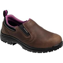 Avenger Foreman Women's Composite Toe Electrical Hazard Waterproof Slip-On Work Shoe