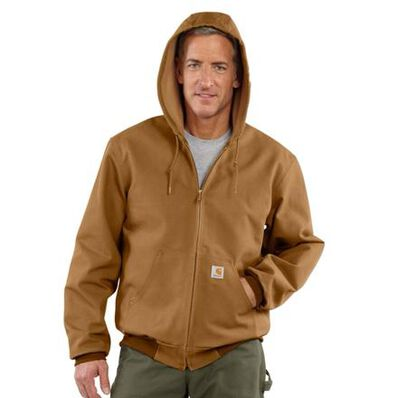 Carhartt® Duck Thermal-Lined Active Jacket, , large
