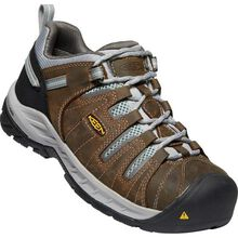 KEEN Utility® Flint II Women's Steel Toe Electrical Hazard Work Oxford