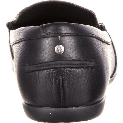 4EurSole Alto Women's Black Loafer, , large