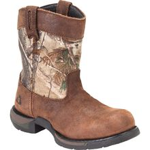 Justin Work J-Max Pull-On Work Boot