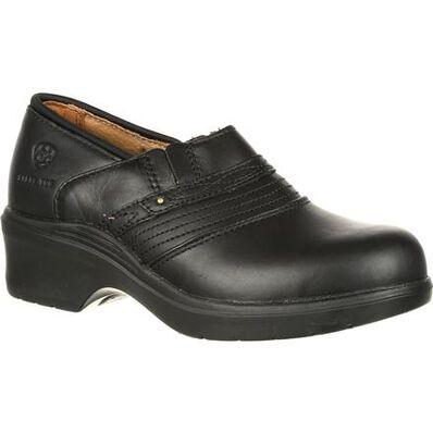 Ariat Women S Steel Toe Safety Clog Work Shoe 10002368