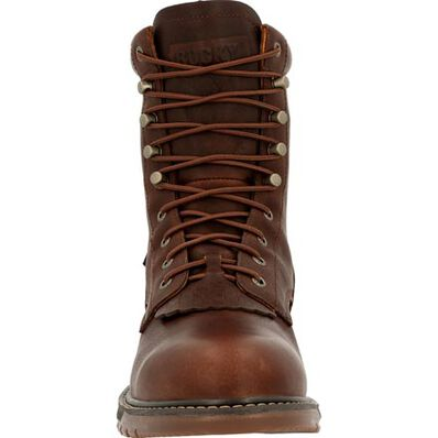 Rocky Original Ride FLX Lacer Waterproof Western Boot, , large