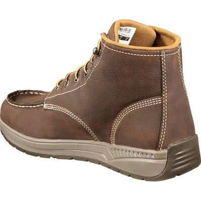 Carhartt Casual Men's Leather Wedge Boot, , large