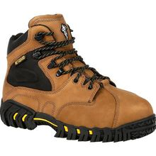 Michelin® Steel Toe Internal Met Guard Work Boot
