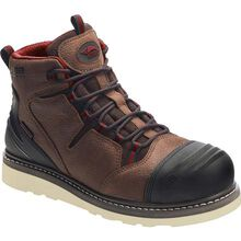 Avenger Carbon Nanofiber Toe Waterproof Pull-On Work Boot