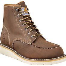 Carhartt Wedge Men's Moc-Toe Electrical Hazard Waterproof Leather Work Boot