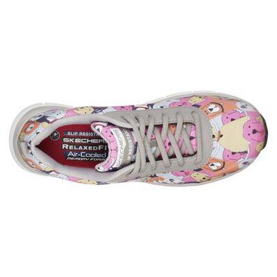 SKECHERS Work Comfort Flex Pro Women's Health Care Slip-Resistant Athletic Work Shoes, , large