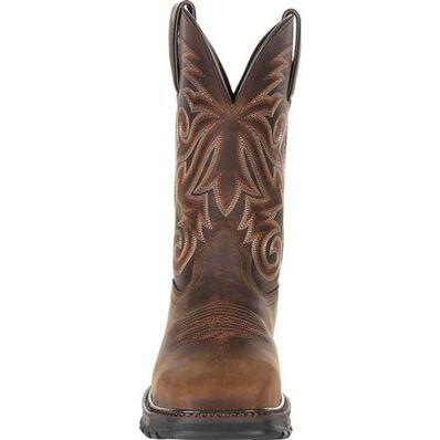 Durango® Maverick XP™ Steel Toe Waterproof Western Work Boot, , large