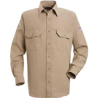 Bulwark Flame Resistant Uniform Shirt, , large