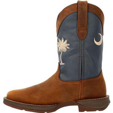 Rebel™ by Durango® South Carolina State Flag Western Boot, , large