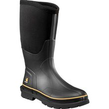 Carhartt Mudrunner Men's 15-inch Electrical Hazard Waterproof Rubber Work Boot