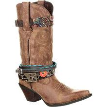 Crush™ by Durango® Women's Accessorized Western Boot