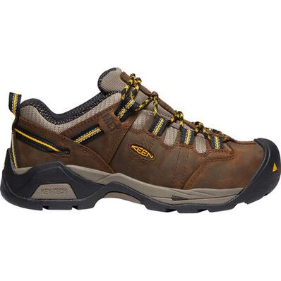 KEEN Utility® Detroit XT Women's Internal Metatarsal Steel Toe Electrical Hazard Work Oxford, , large