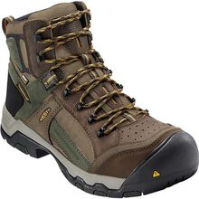 KEEN Utility® Davenport Al Composite Toe Waterproof Work Hiker