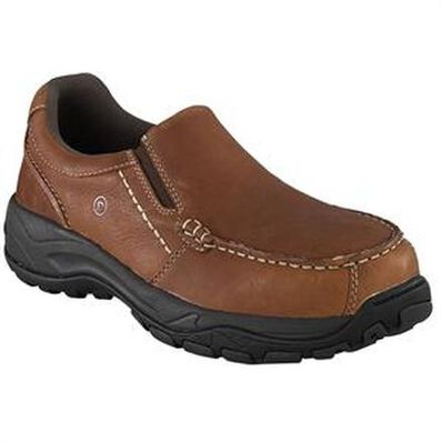 Rockport Works Extreme Light Composite Toe Casual Slip-On Work Shoe, , large